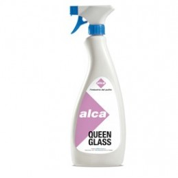 DETERGENTE VETRI Queen Glass 750ml Alca